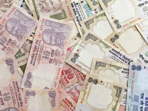 Rupee up 10 paise against US dollar in early trade
