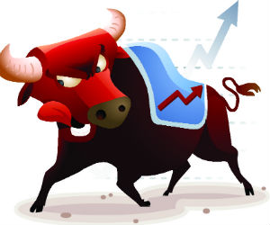 Markets close higher on strong global cues