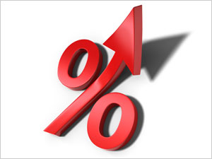 Borrowers lose as interest rates edge higher
