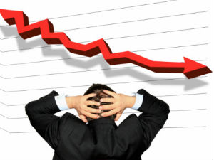 Nifty ends lower; loses 400 points in 8 days of fall