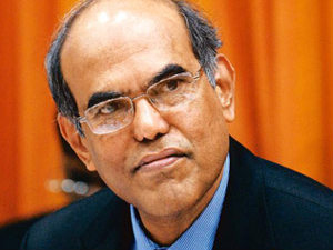 Subbarao blames government for rupee dip, economic woes