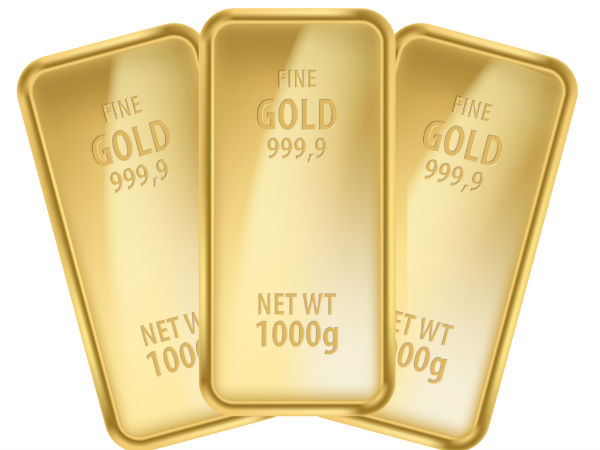 Gaining rupee makes gold cheaper