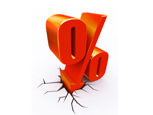 What is the difference between interest rate and yield?