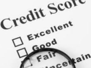 Good credit  score could mean better lending rates