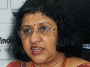 Sbi Chief Arundhati Bhattacharya Admitte