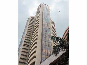 Sensex up 64 points to 20,398.22 in early trade