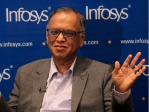 Debate before taxing rich at extremely high rates, says Narayana Murthy