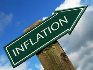 What is imported inflation?
