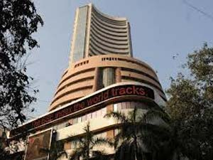 Sensex down 78 pts on profit-booking, global cues