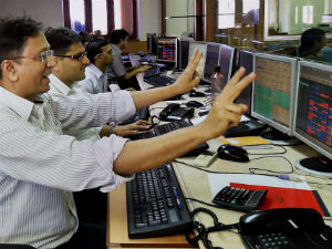 Sensex ends higher as NDA set to form government; morning euphoria fades