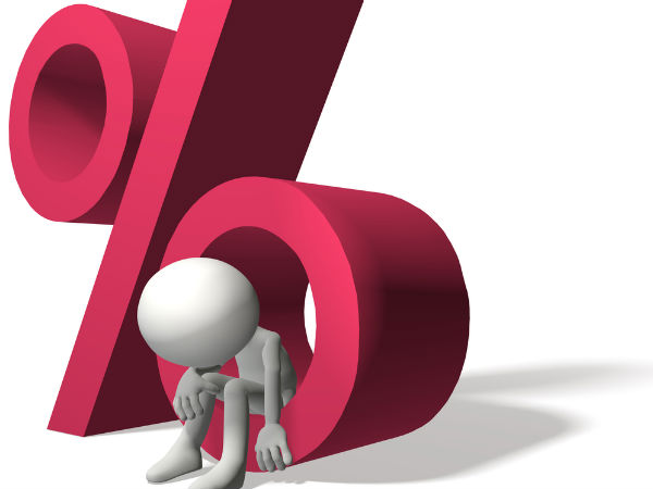 Interest rate of 8.4%