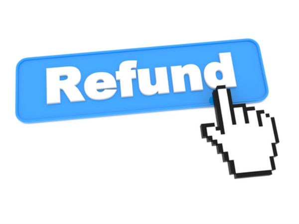 Faster income tax refund process.