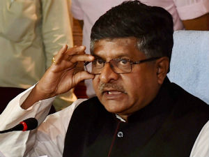 Prasad discusses BSNL, MTNL revival strategy with senior management