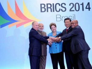 IMF welcomes establishment of BRICS bank