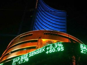 Sensex, Nifty end higher; L&T tanks 7 per cent post results