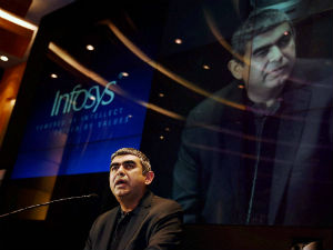 Sikka takes charge as Infosys' first non-founder CEO