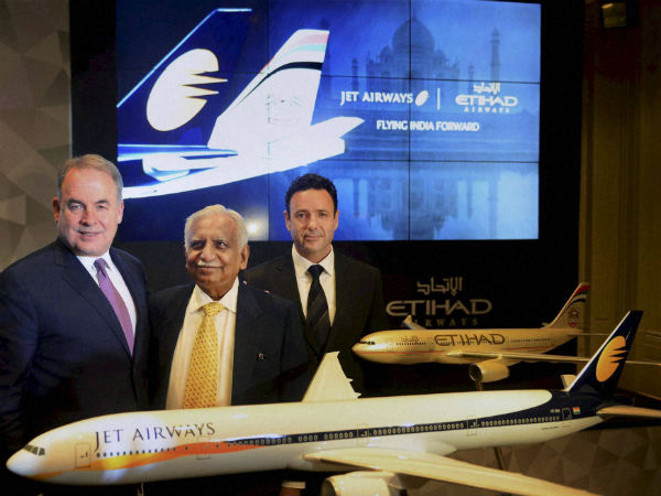 Jet Airways declines nearly 4% on ICRA downgrade
