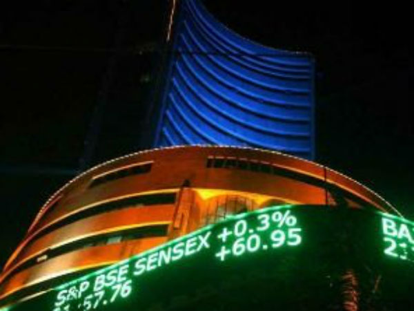 Sensex, Nifty touch another record high; Nifty hits 8000 points on GDP numbers