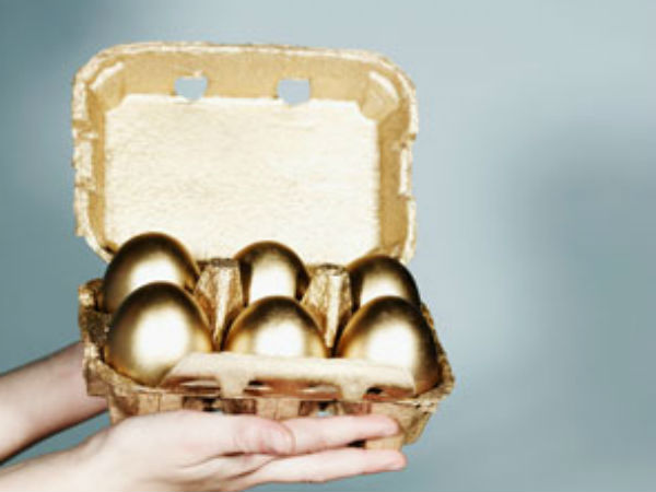 What are gold savings fund?