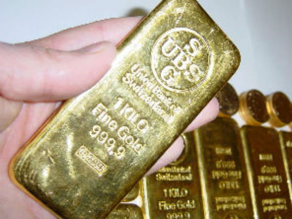 Gold Edges Higher in Futures Trade on Global Cues