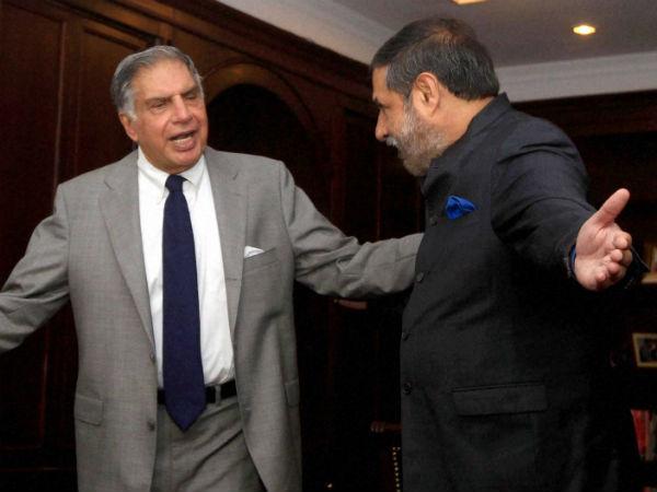 Ratan Tata Calls Support Mission Ocean