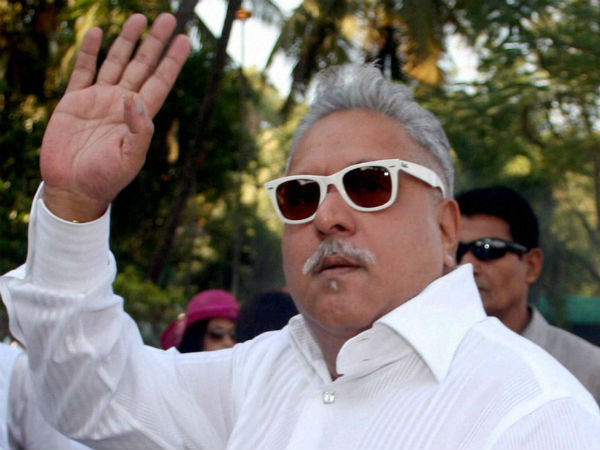 SBI sends wilful defaulter notice to Mallya, 3 directors