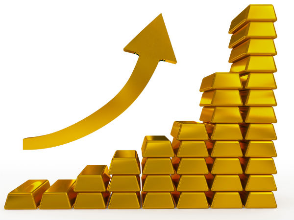 Gold hits the Rs 10,000 levels