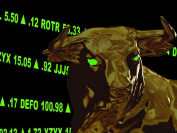 Sensex, Nifty end lower; software stocks up on weaker rupee
