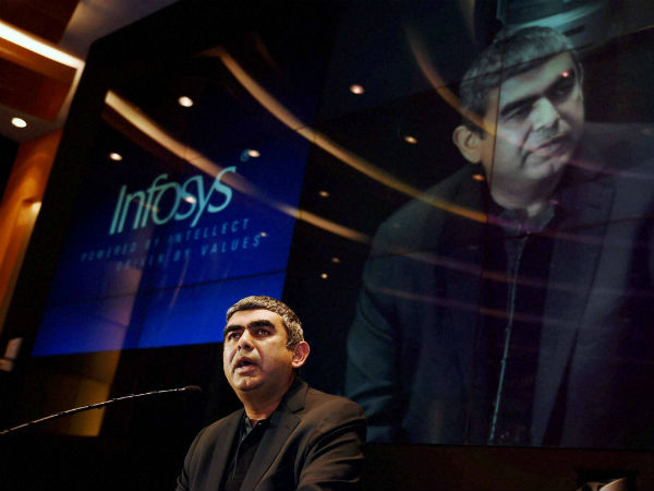 Infosys reports upbeat Q2 numbers; net profits at  Rs 3096 crores