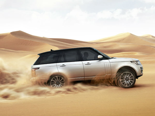 Tatas' Launch Land Rover From Factory in China