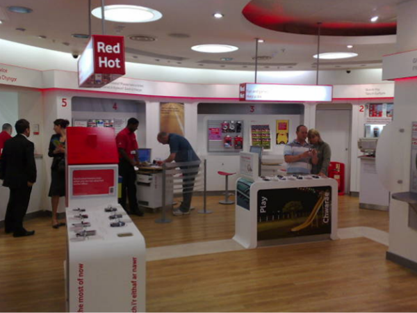 Difficult to Do Business in India: Vodafone