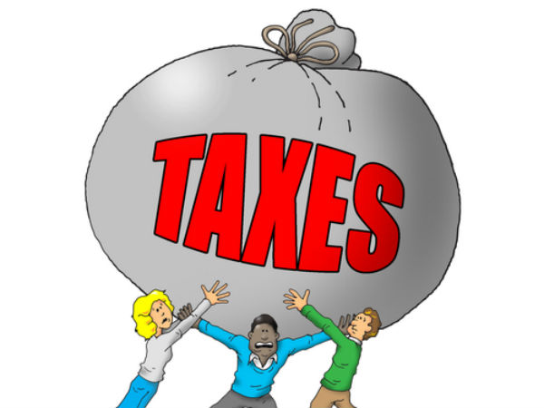 What is the difference between excise duty and sales tax?