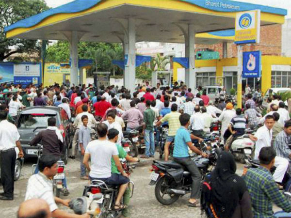 No Extra Charges For Filling Petrol, Diesel On Credit/Debit Cards