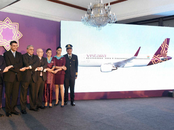 Vistara to launch first flight from January 9 from Delhi to Mumbai and Ahmedabad