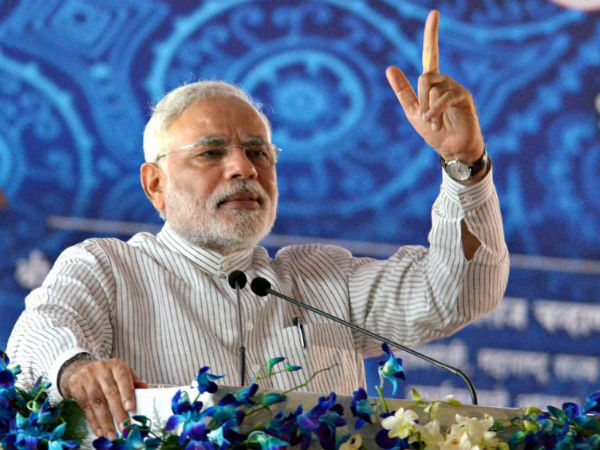 Changed Land Acquisition Act good for farmers: PM