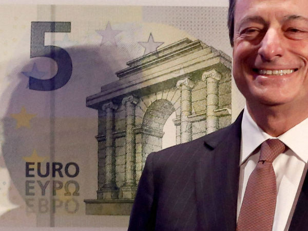 ECB Pumps $1.3 Trillion Through Stimulus