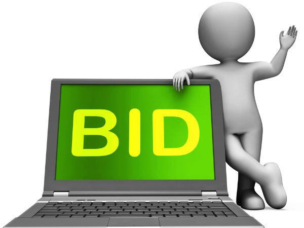 How To Bid For A SBI Bank Auctioned Property?