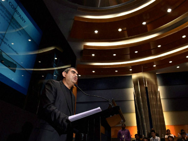 Infosys Hopeful of Meeting $20- Billion Revenue Target by 2020: Sikka