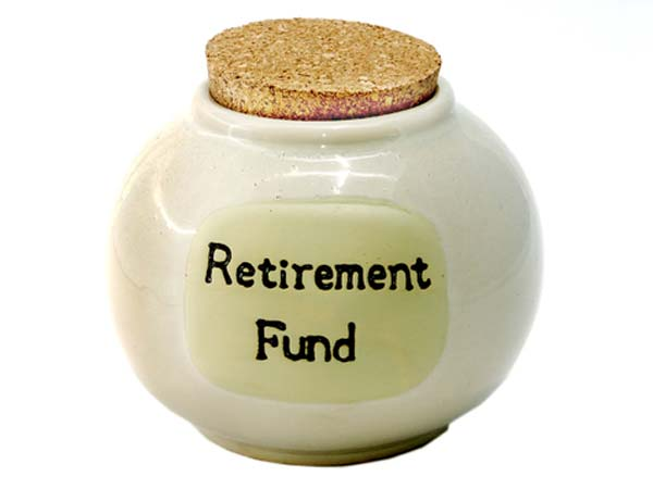 Don't withdraw pension accounts