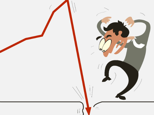 Sensex Sees Third Biggest Crash In History; Closes 1624 Points Lower
