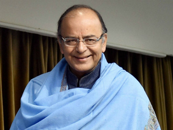 Jaitley Confident Of GST Rollout By 2016