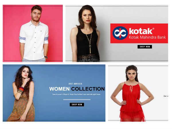 Oneindia Coupons: Top 5 Bank Coupons For Online Shopping This Week