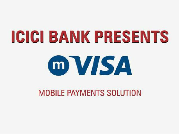 ICICI Bank Launches In-Store Mobile-Based Payments With 'mVisa'