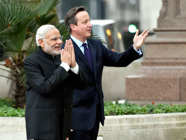 Modi Tells UK Inc It Is Wiser To Be In India Today