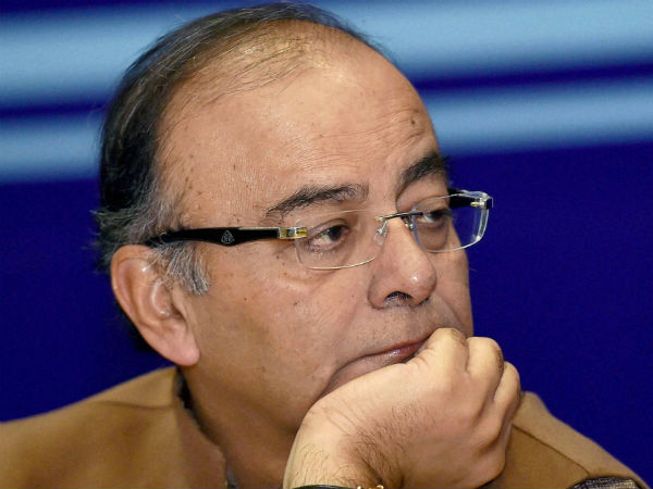 Low Oil Prices Favoured Indian Economy Jaitley