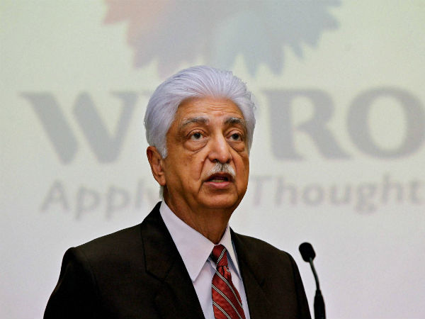 Wipro Shares Fall As Revenues To Be Affected After Chennai Rains