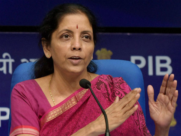 Exports Likely To Show Improvement Soon: Nirmala Sitharaman