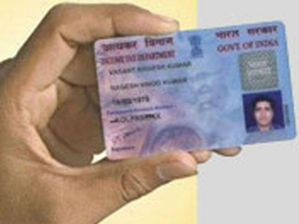 What are the documents required to apply for new PAN Card?
