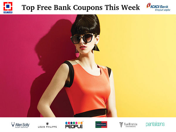 JAW DROPPING! Valentines Day Offers: Top Free Bank Coupons Of The week