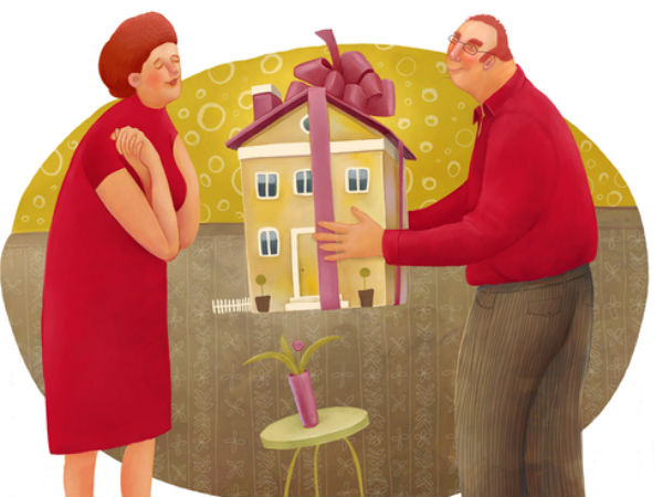 Tax On An Immovable Property Gift: Who Should Pay?